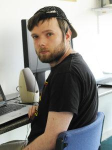 lo res Jason in Princes Centre Computer room jpg