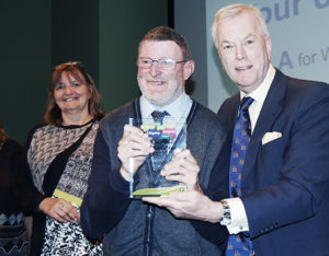 Princes Centre receives a Care and Dignity award